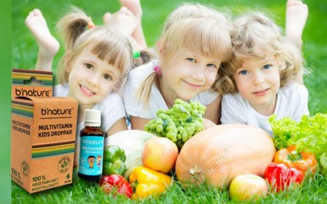 Multivitamin Kids Tropfen 30ml